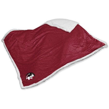 Florida State Sherpa Throw by Logo Chair