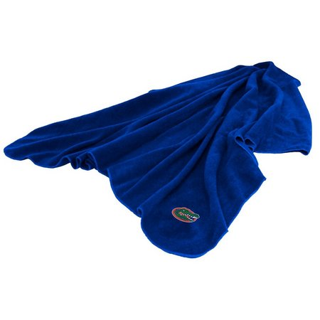 Florida Gators Fleece Throw by Logo Chair