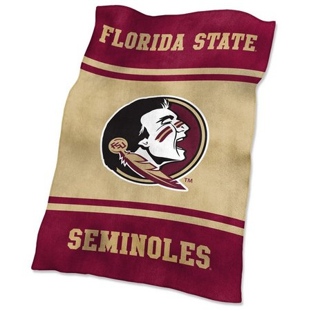 Florida State UltraSoft Blanket by Logo Brands