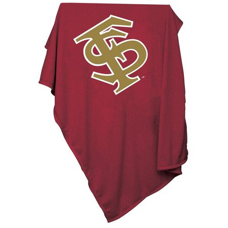 Florida State Sweatshirt Blanket by Logo Brands