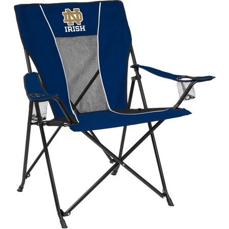 Notre Dame Game Time Chair by Logo Chair