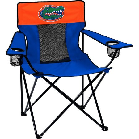 Florida Gators Elite Chair by Logo Brands