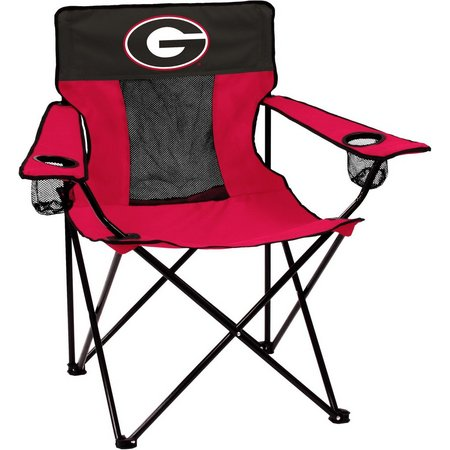 Georgia Bulldogs Elite Chair by Logo Chair