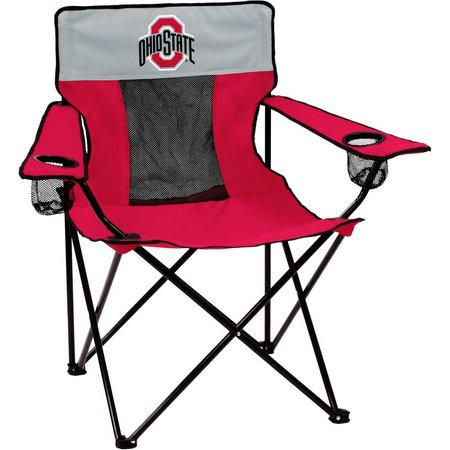 Ohio State Buckeyes Elite Chair by Logo Brands