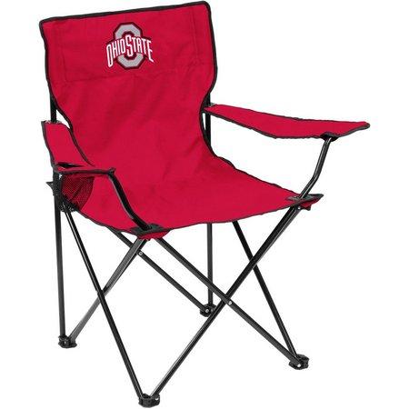 Ohio State Buckeyes Quad Chair by Logo Chair