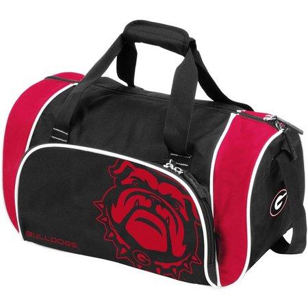 Georgia Bulldogs Locker Duffel by Logo Chair