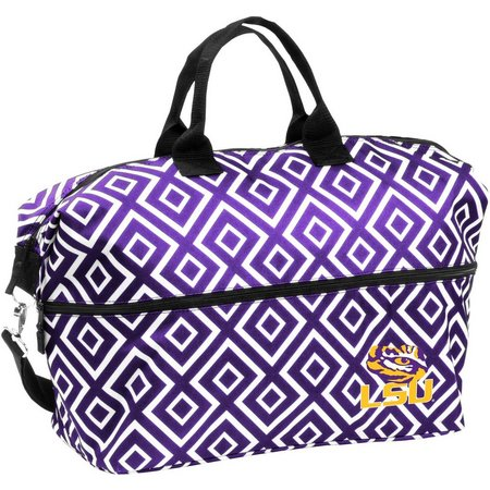 LSU Tigers DD Expandable Tote by Logo Brands