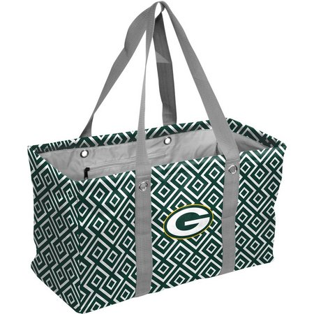 Green Bay Packers Picnic Caddy Tote by Logo