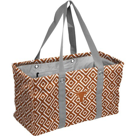 Texas Longhorns Picnic Caddy Tote by Logo Brands