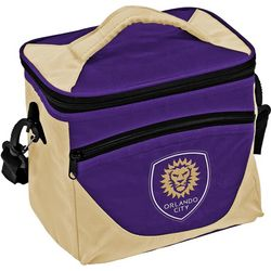 New! Orlando City Halftime Lunch Cooler by Logo