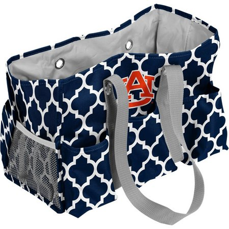 Auburn Quatrefoil Jr. Caddy by Logo Brands