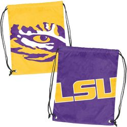 LSU Tigers Doubleheader Backsack By Logo Chair