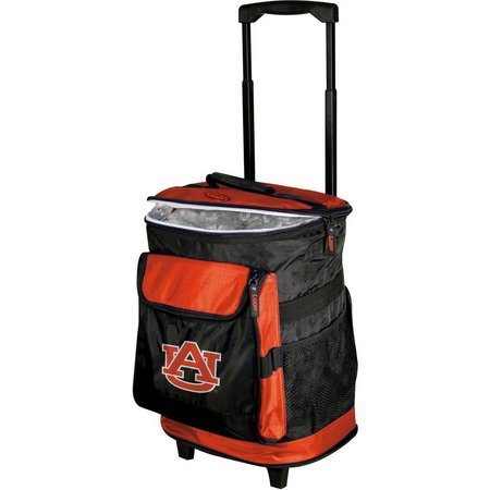 Auburn Rolling Cooler by Logo Brands
