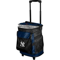 New York Yankees Rolling Cooler by Logo Chair