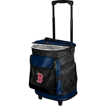 Boston Red Sox Rolling Cooler by Logo Chair