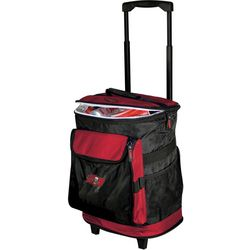 Tampa Bay Buccaneers Rolling Cooler by Logo Chair