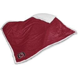 South Carolina Sherpa Throw by Logo Chair