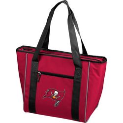 Tampa Bay Buccaneers 30 Can Cooler by Logo