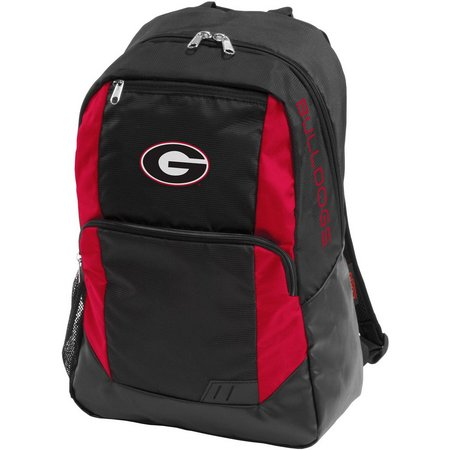 Georgia Bulldogs Closer Backpack by Logo Chair