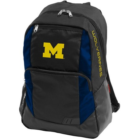 Michigan Wolverines Closer Backpack by Logo Brands