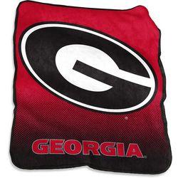 Georgia Raschel Plush Throw by Logo Chair
