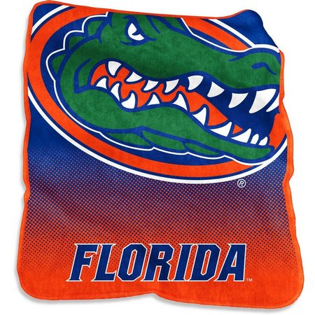 Florida Gators Raschel Plush Throw by Logo Chair