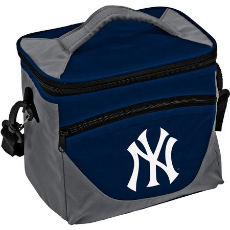 NY Yankees Halftime Lunch Cooler by Logo Brands