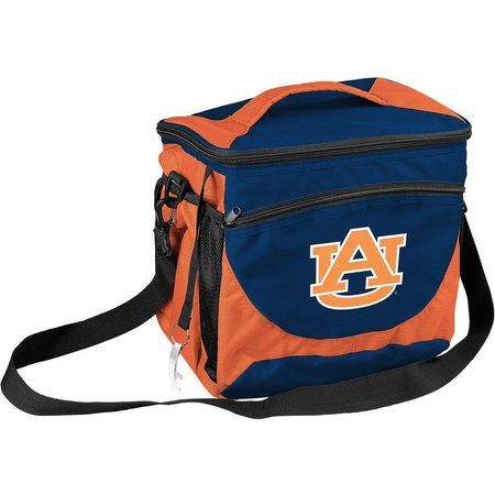 Auburn Tigers 24 Can Cooler by Logo Brands