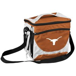 Texas Longhorns 24 Can Cooler by Logo Chair