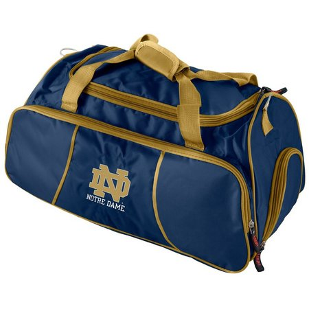 Notre Dame Duffel Bag By Logo Chair