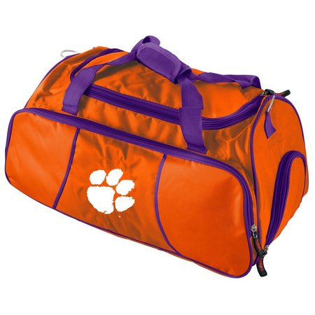 Clemson Duffel Bag By Logo Chair
