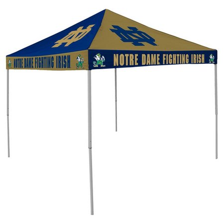 Notre Dame Checkerboard Canopy Tent by Logo Chair
