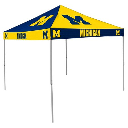 Michigan Checkerboard Canopy Tent by Logo Chair