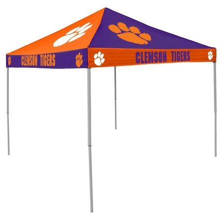 Clemson Checkerboard Canopy Tent by Logo Chair