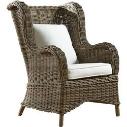 Panama Jack Exuma Occasional Arm Chair
