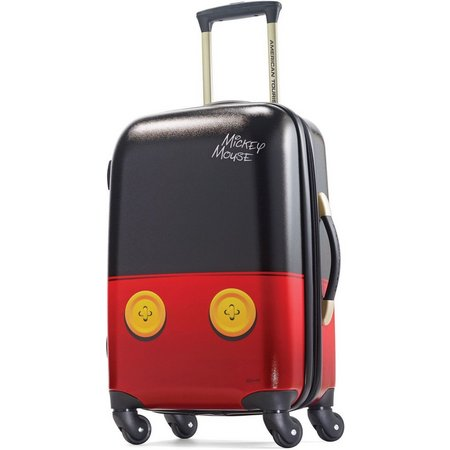 Disney Mickey Mouse Pants 21'' Hardside Luggage