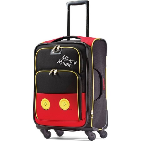 Disney Mickey Mouse Pants 21'' Softside Luggage