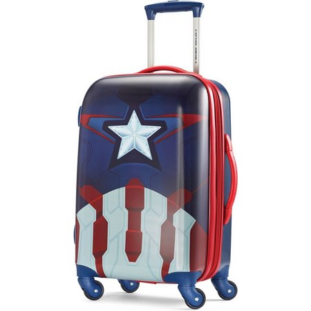 Marvel Captain America 21'' Hardside Luggage