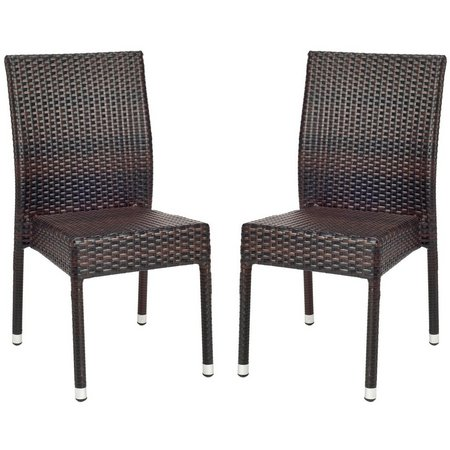 Safavieh Newbury Wicker Chair Set