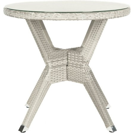 Safavieh Langer Round Accent Patio Table