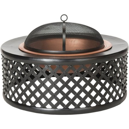 Safavieh Jamaica Outdoor Fire Pit