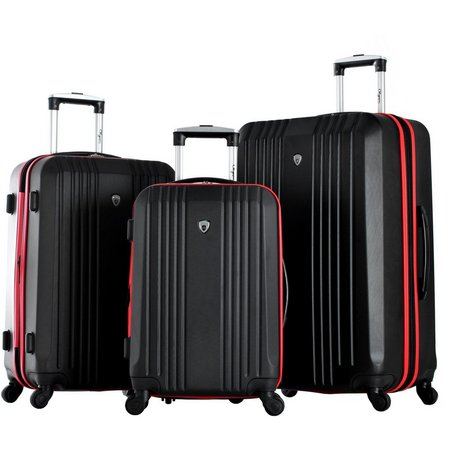 Olympia Luggage Apache II 3-pc. Luggage Set