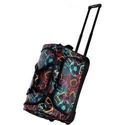 Olympia Luggage Sports Rolling Duffel Bag