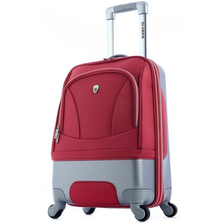 Olympia Luggage Majestic 21'' Hybrid Luggage