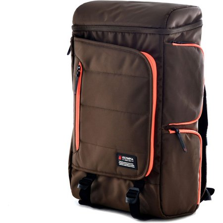 Olympia Luggage Einstein Backpack