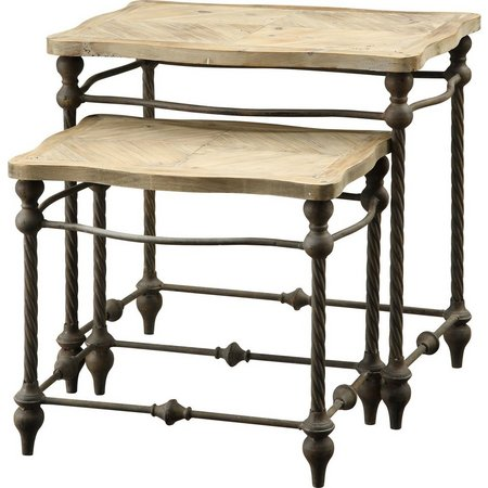 Coast to Coast Lolo Natural Two Tier Nested