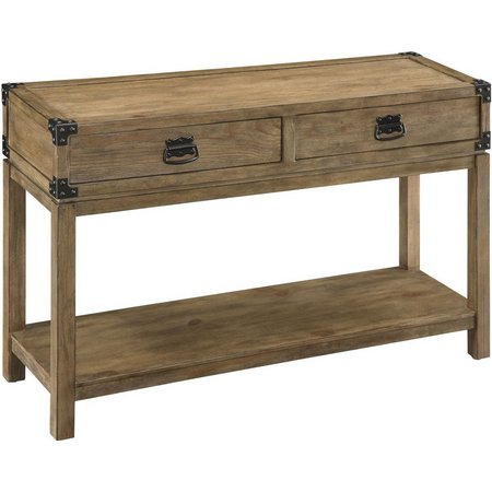 Coast to Coast Carmel Burnished Console Table