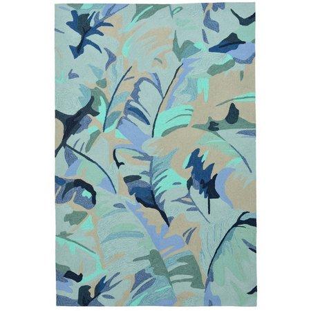 Liora Manne Capri Palm Leaf Area Rug