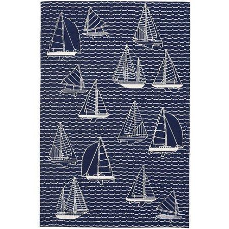 Liora Manne Capri Sails Area Rug