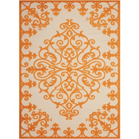 New! Nourison Aloha ALH12 Indoor/Outdoor Area Rug